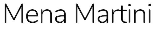 Mena Martini